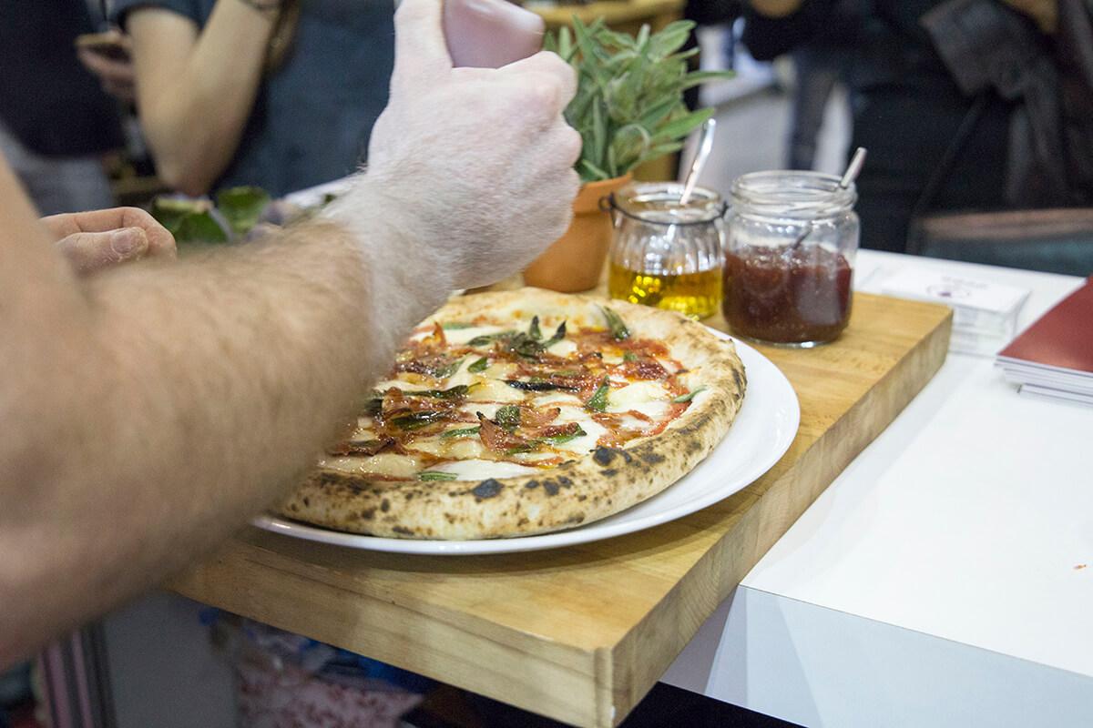 I campeonato de pizza de la comunidad valenciana