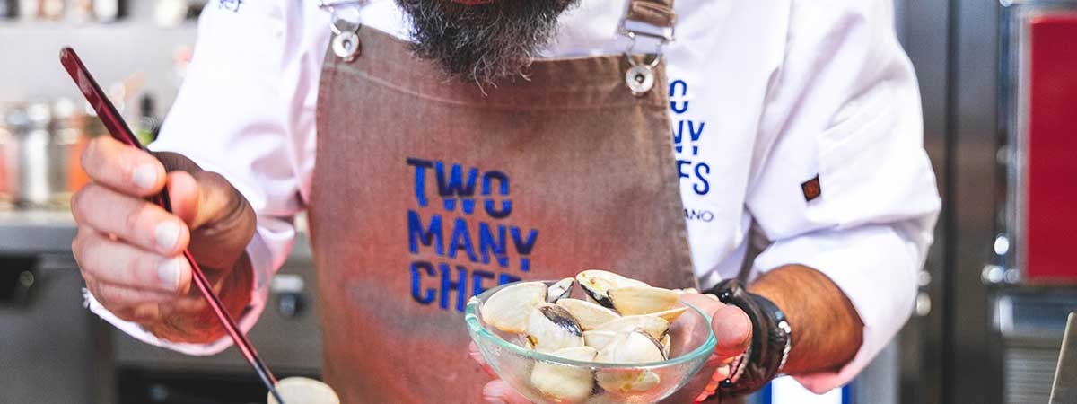 Formación Gastronómica de la mano de Two Many Chefs