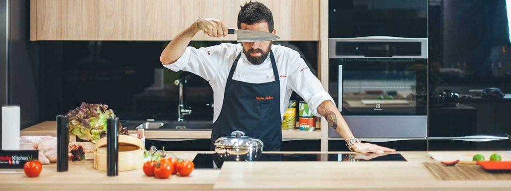 Carlos Medina - Asesor de Restaurantes